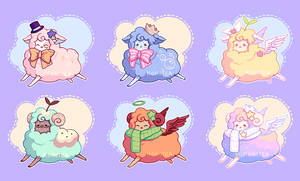 SET PRICE sheep adopts [3/6 OPEN]