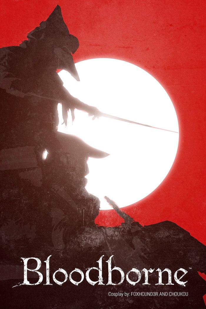 Bloodborne illustration by Foxhound3r