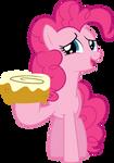 Pinkie's Cinnamon Bun