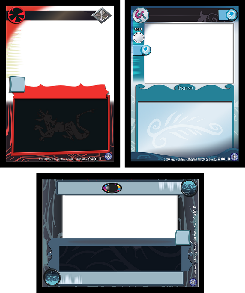 Mlp ccg update 3 by abion47 on deviantart alice nine new logo dominion card template alice nine new logo photo by chibi bisque photobucket pronofoot35fo Gallery