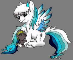 Zeus and Elfie (Shaded)