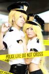 Daten City Police :: 01 by soulCerulean