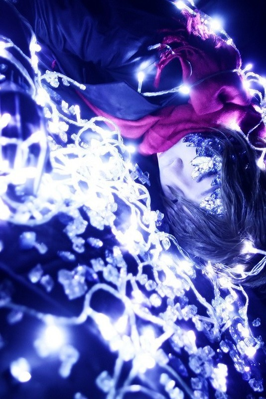Guilty Crown - The Lost Christmas by soulCerulean