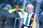 Final Fantasy XIII-2 : Hope Estheim :: 01