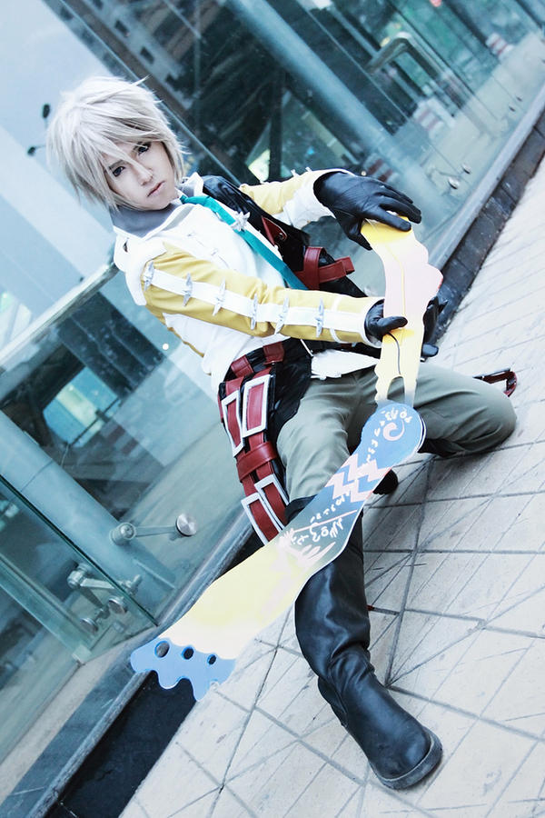Final Fantasy XIII-2 : Hope Estheim :: 02 by soulCerulean