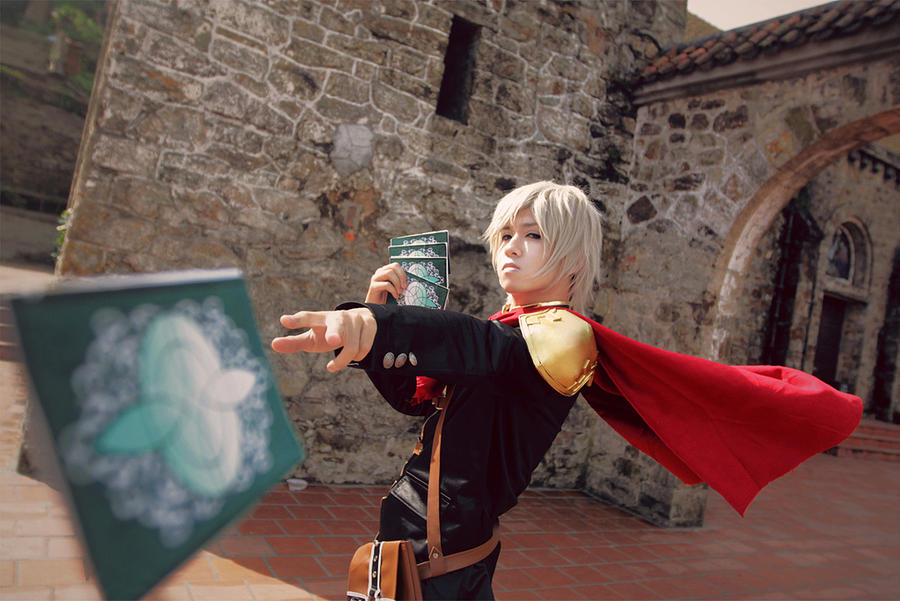 Final Fantasy Type 0 - Ace :: 01 by soulCerulean