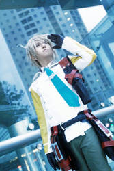 Final Fantasy XIII-2 : Hope Estheim :: 03 by soulCerulean