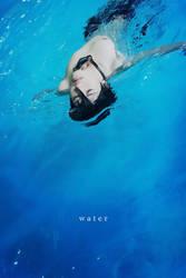 Haruka Nanase - Free! by soulCerulean
