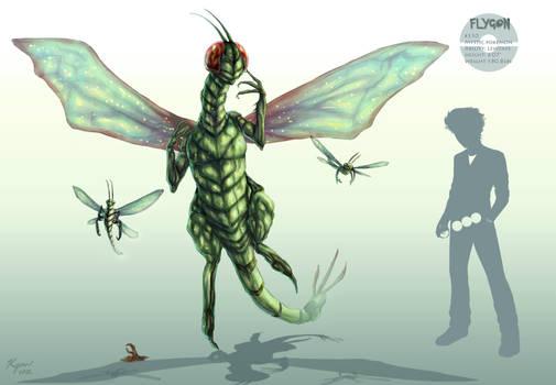 Flygon -Arvalis Tribute-