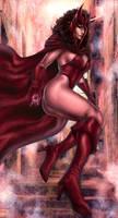 Scarlet Witch -Crimson Grace-