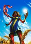 Ms. Marvel -Kamala Khan-