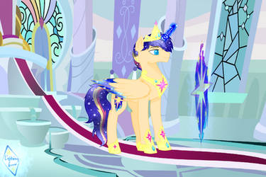 Prince Equestrii Lightning Arrow
