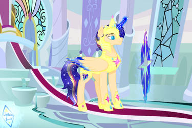 Knight Lightning Arrow