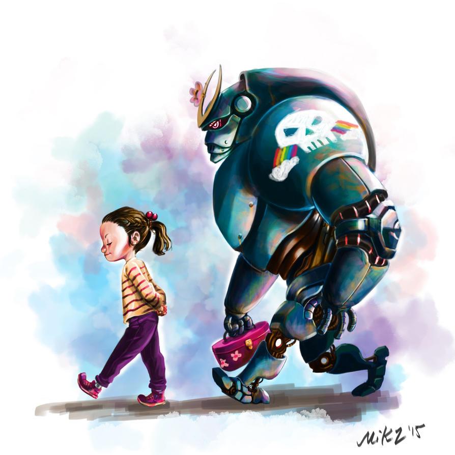 Bot BFF by MikZ088