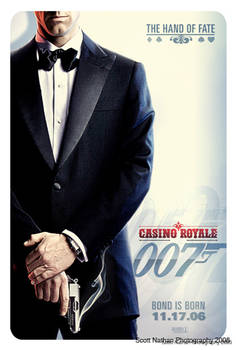 James Bond - 'Hand of Fate'