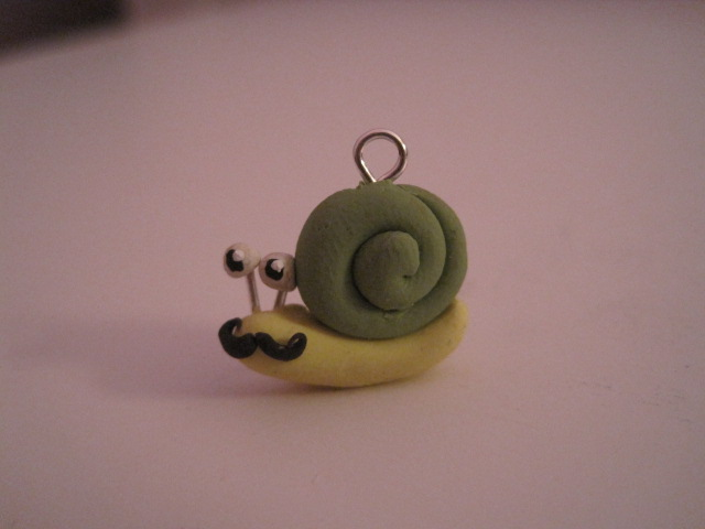 Monsieur Snail by Daydreamer942