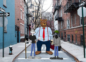 Downtown Animals