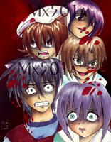 Higurashi Crossover by TealGuardian