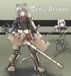 Strike La Panzer: Erika Itsumi