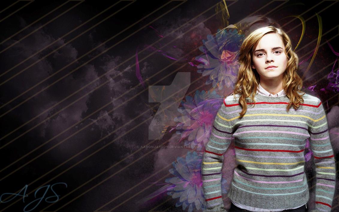 Emma Watson by AaronJayson