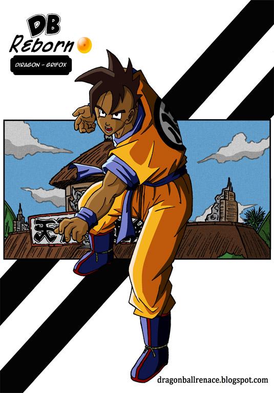 Dragon Ball Reborn by Trunks777 on DeviantArt