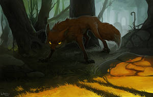 Forest guardian by hioshiru-alter