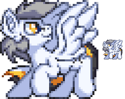 Pixel icon - Kej by hioshiru-alter
