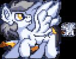 Pixel icon - Kej