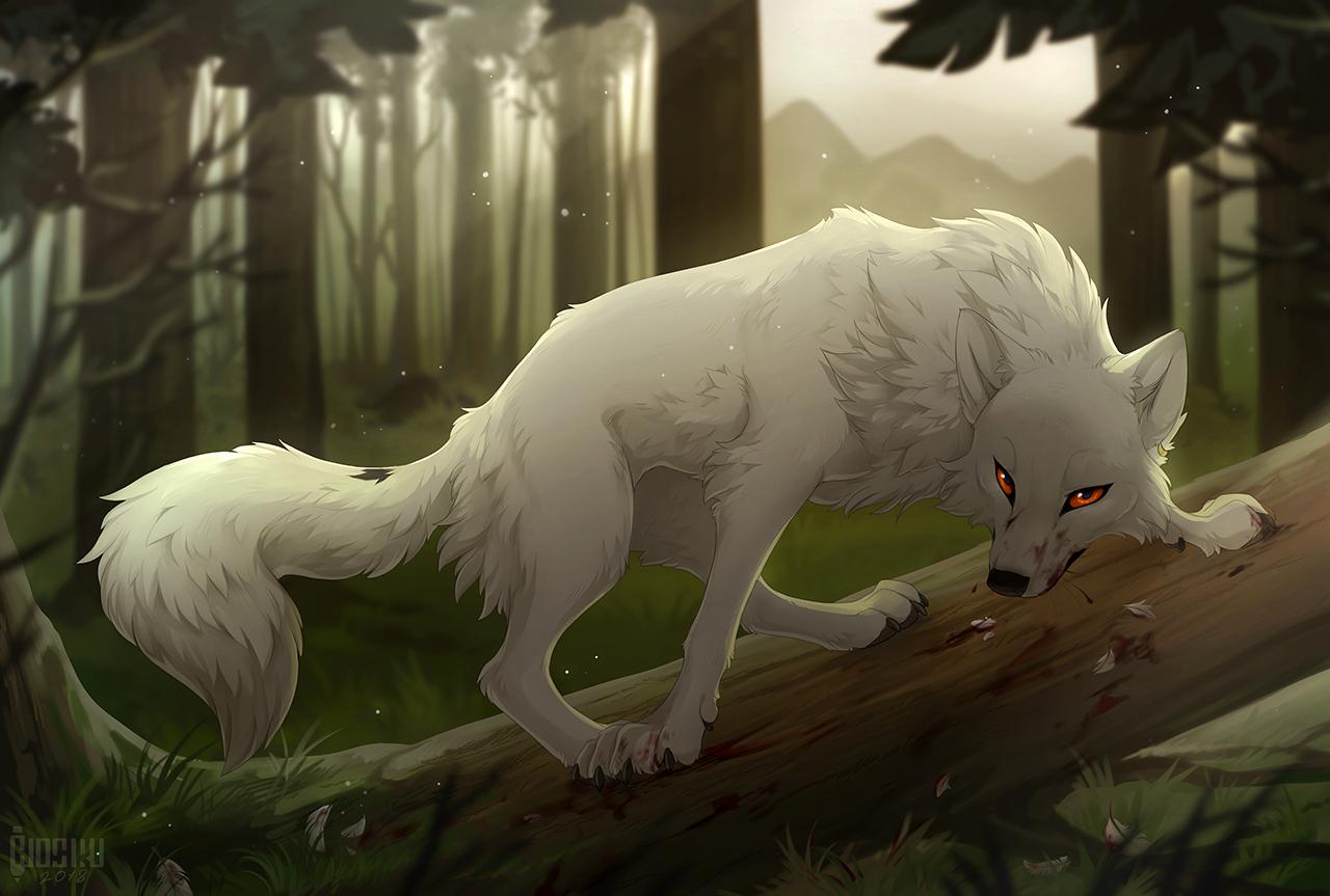 Huntress by hioshiru-alter
