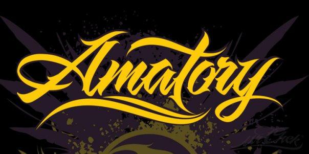 Amatory script