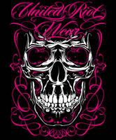 United Riot Skull by MisterChek
