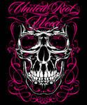 United Riot Skull