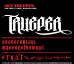MCF_TRUEPER font