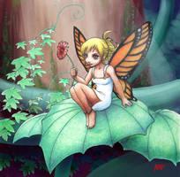 fairy again by fenrir2512