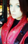 Claire Redfield Darkside Chronicles Cosplay WIP