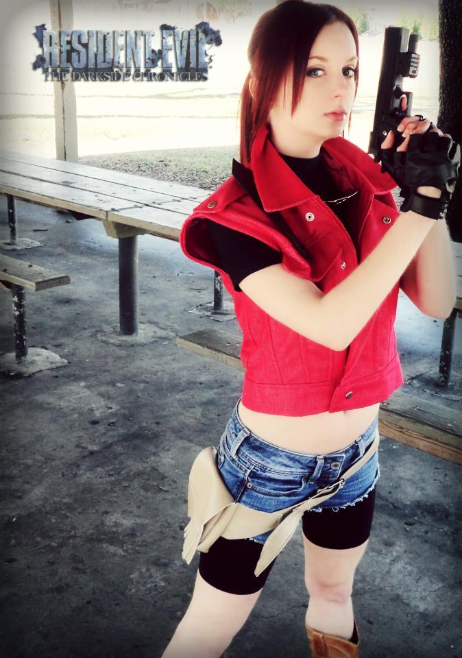 I'm Claire, Claire Redfield-RE: DC Cosplay by Hamm-Sammich
