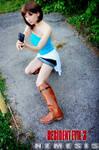 Resident Evil 3 Jill Valentine Cosplay by Hamm-Sammich