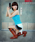 Her Last Escape-RE3 Jill Valentine Cosplay