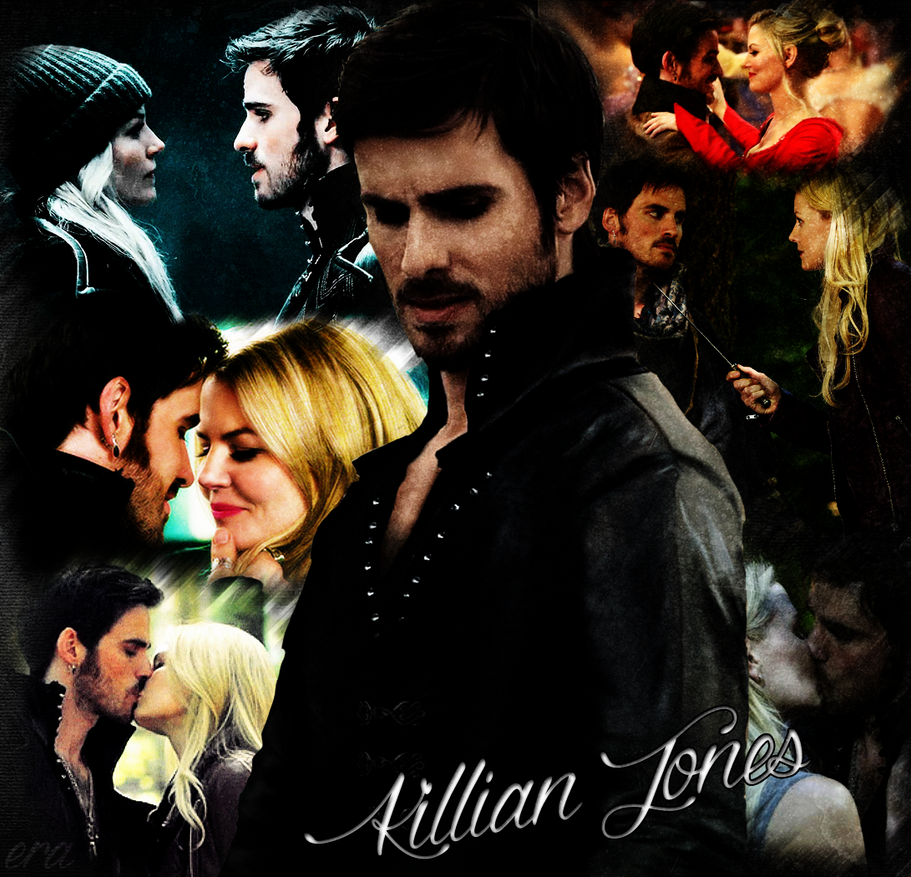Killian Jones by Gamble55