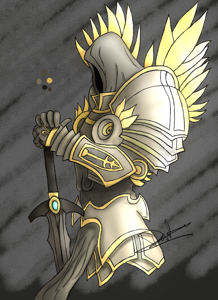 Tyrael by Gamble55