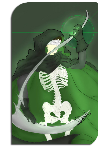 Death [Tarot Card] by Gamble55