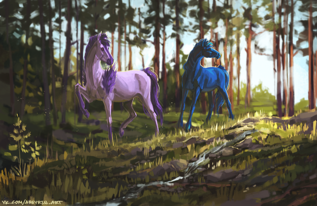 Forest by IsabellaSG
