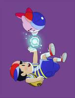 Kirby- ESP by bad13