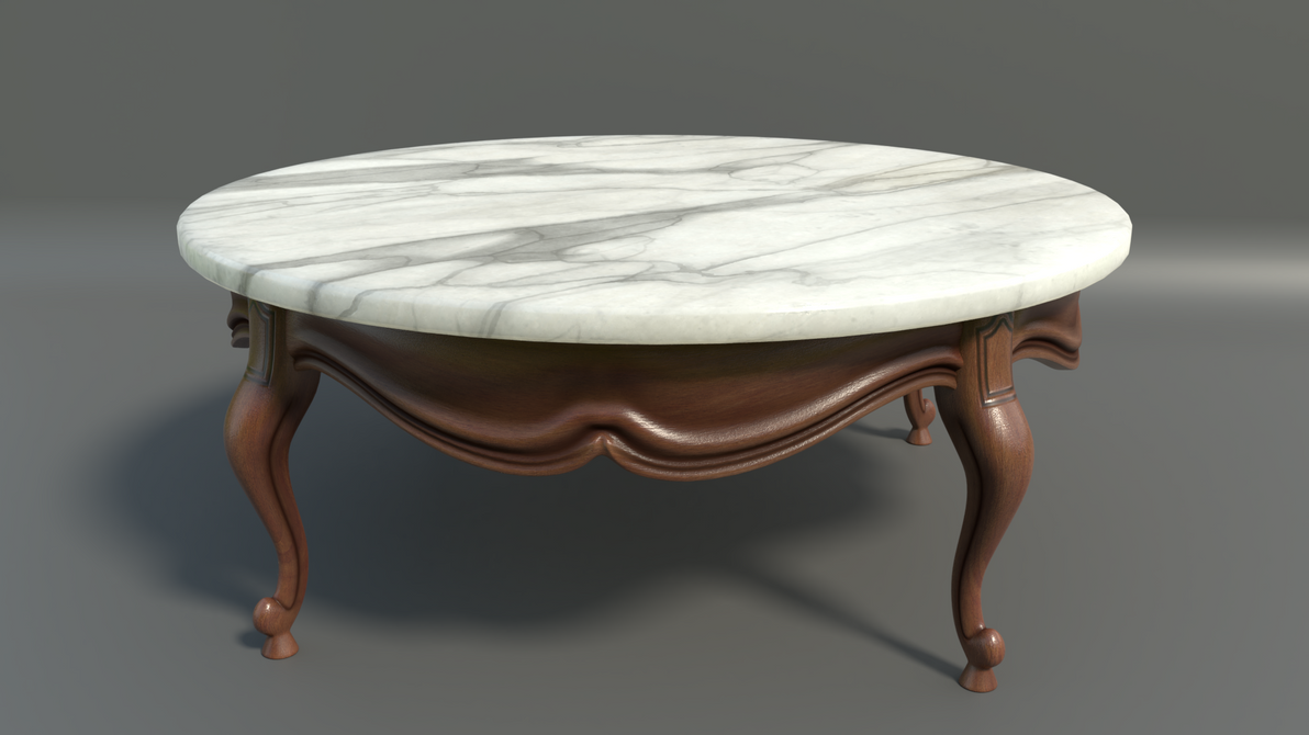 Coffee Table by kbmxpxfan