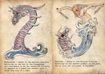Philippine Mythology: Bakunawa (I) and Haliya (J)