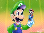 That's MEGA Luigi To You, Mario