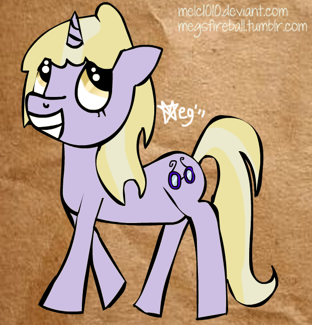 Dinky by Melc1010