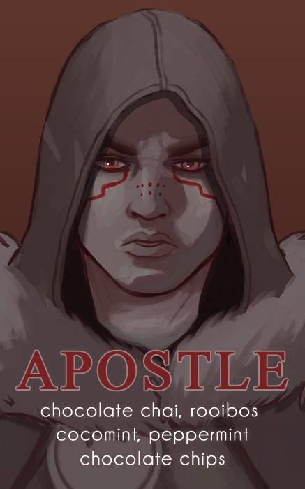 Tea: Apostle by noodlesfornerds