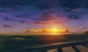 Twilight Study by slwshin