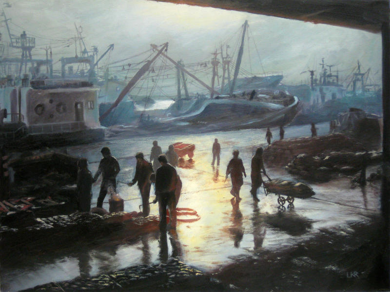whats up dock? by lancer-idenoure
